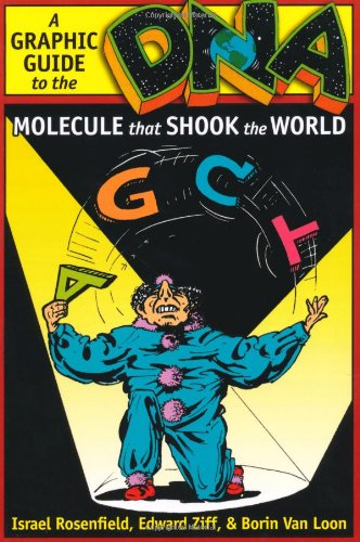 DNA: A Graphic Guide to the Molecule That Shook the World 9780231142717