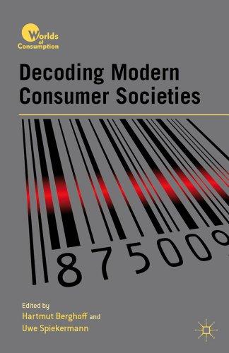 modern consumer society