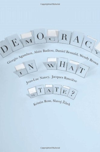 Democracy in What State? 9780231152983