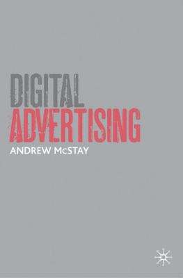 Digital Advertising 9780230222403
