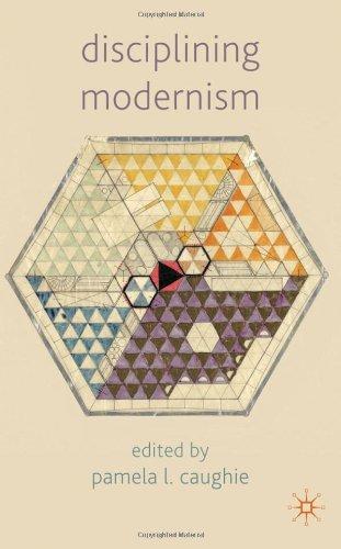 Disciplining Modernism 9780230235083