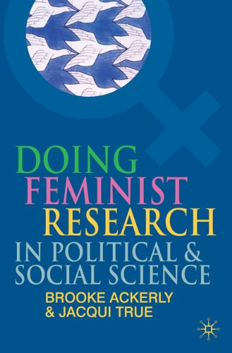 Doing Feminist Research in Political and Social Science 9780230507777