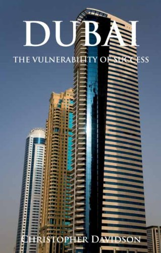 Dubai: The Vulnerability of Success 9780231700351
