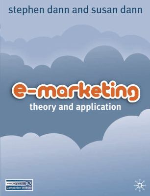 e-marketing: Theory and Application 9780230203969
