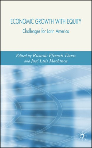 Economic Growth with Equity: Challenges for Latin America 9780230018938