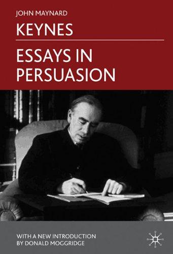 Essays in Persuasion 9780230249578