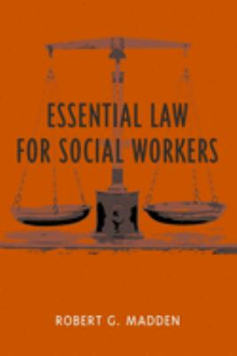 Essential Law for Social Workers 9780231123204