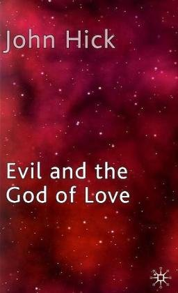 Evil and the God of Love 9780230252790