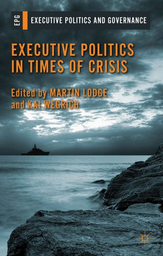 Executive Politics in Times of Crisis 9780230304864