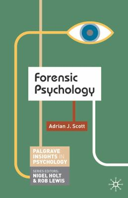 Forensic Psychology 9780230249424