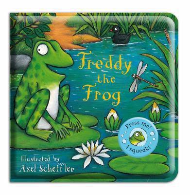Freddy the Frog 9780230742697