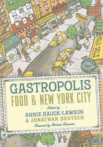 Gastropolis: Food and New York City 9780231136525