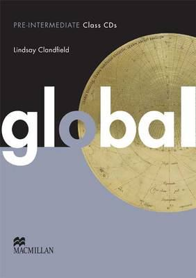 Global Pre-intermediate: Class Audio CDs 9780230033139