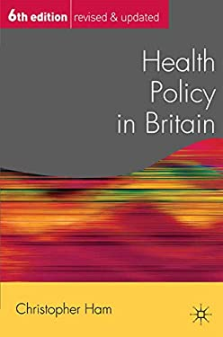 Health Policy in Britain 9780230507579