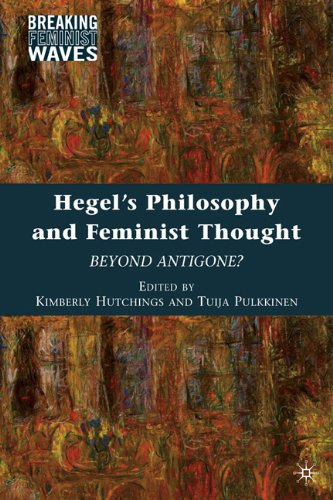 Hegel's Philosophy and Feminist Thought: Beyond Antigone? 9780230621459