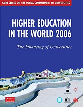 Higher Education in the World 2006 9780230000469