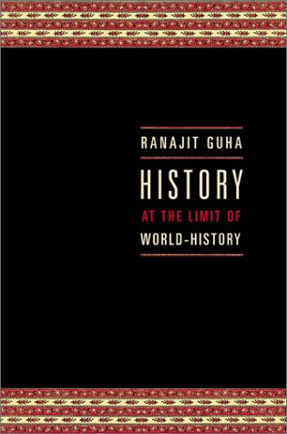 History at the Limit of World-History 9780231124188