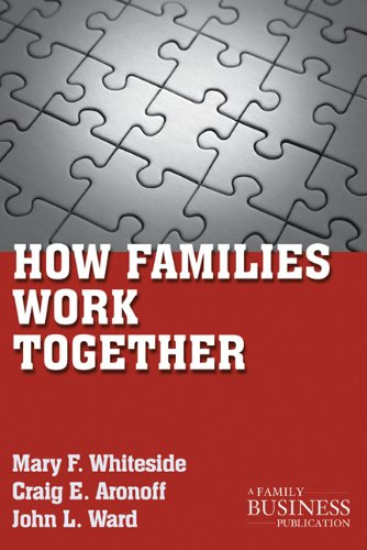 How Families Work Together 9780230111028