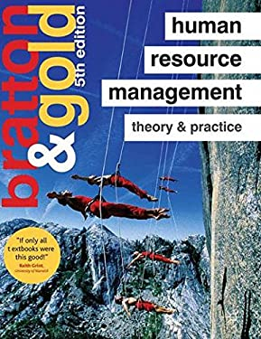 Human Resource Management: Theory & Practice 9780230580565