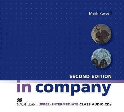 In Company Elementary: Class Audio CDs 9780230717114