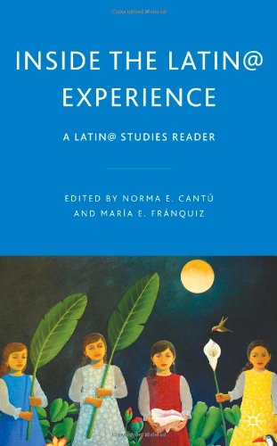 Inside the Latin@ Experience: A Latin@ Studies Reader 9780230621787