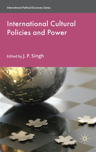 International Cultural Policies and Power 9780230235274
