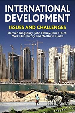 International Development: Issues and Challenges 9780230573420