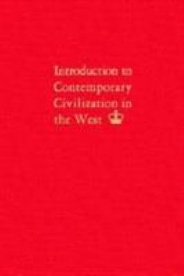 Introduction to Contemporary Civilization in the West: Volume 2 9780231024778