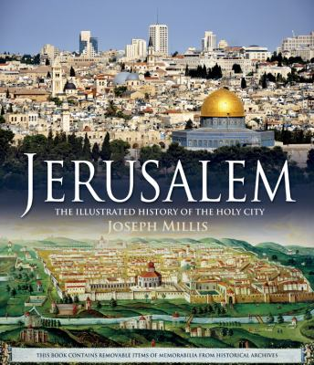 Jerusalem: The Illustrated History of the Holy City 9780233003603