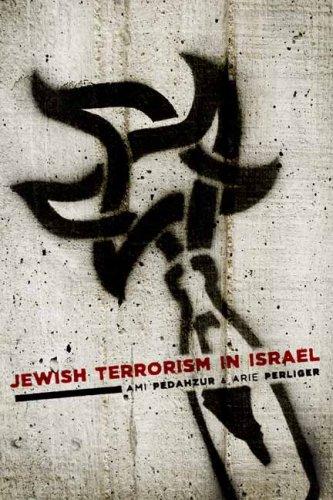 Jewish Terrorism in Israel 9780231154468