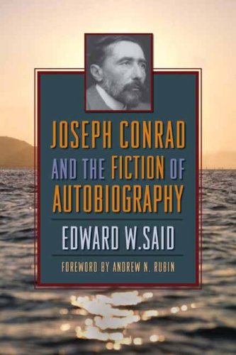Joseph Conrad and the Fiction of Autobiography 9780231140058