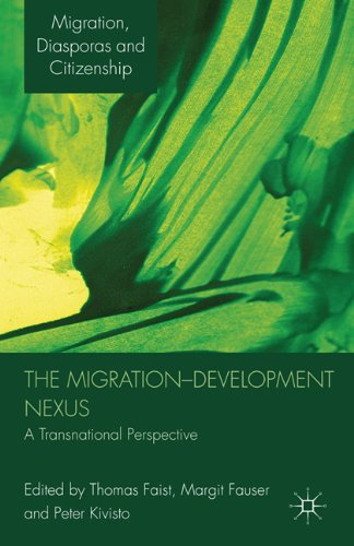 The Migration-Development Nexus: A Transnational Perspective 9780230228573