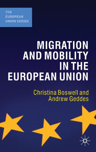 Migration and Mobility in the European Union 9780230007482