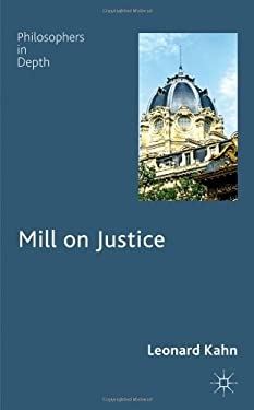 Mill on Justice 9780230576988
