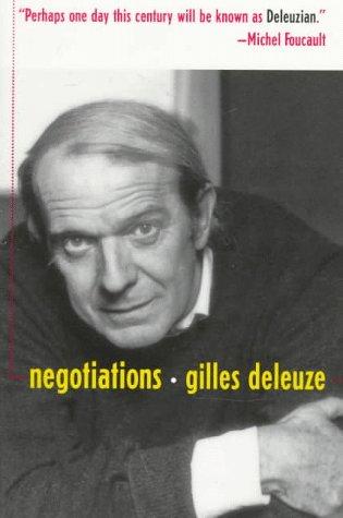 Negotiations 1972-1990 9780231075817