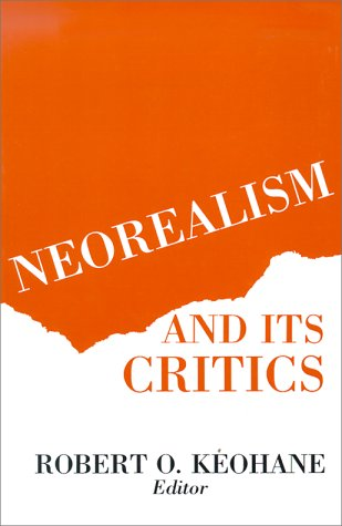 Neorealism and Its Critics 9780231063494