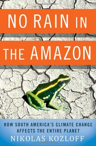 No Rain in the Amazon: How South America's Climate Change Affects the Entire Planet 9780230614765