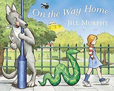 on the way home book review