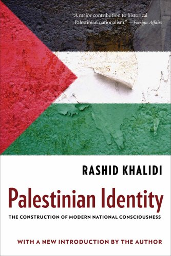 Palestinian Identity: The Construction of Modern National Consciousness 9780231150750