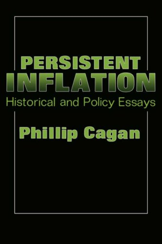 Persistent Inflation 9780231047296