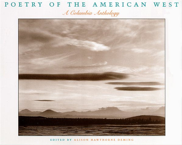 Poetry of the American West