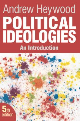 Political Ideologies: An Introduction 9780230367241