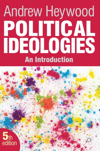 Political Ideologies: An Introduction 9780230367258