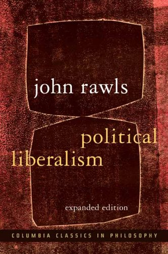 Political Liberalism: Expanded Edition 9780231130899
