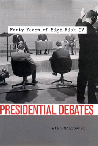 Presidential Debates: Forty Years of High-Risk TV 9780231114011
