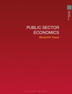 Public Sector Economics 9780230522237