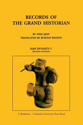 Records of the Grand Historian 9780231081658