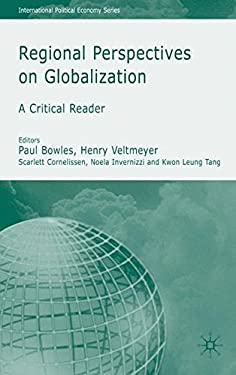 Regional Perspectives on Globalization 9780230004665