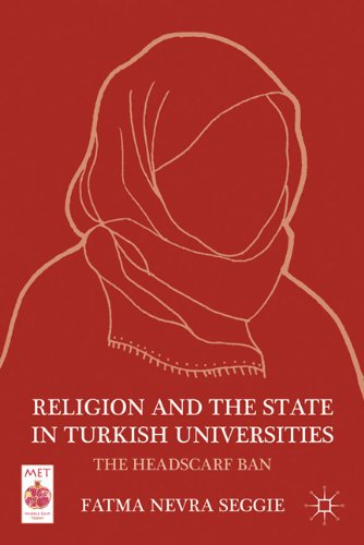 Religion and the State in Turkish Universities: The Headscarf Ban 9780230110373