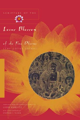 Scripture of the Lotus Blossom of the Fine Dharma: The Lotus Sutra 9780231148955